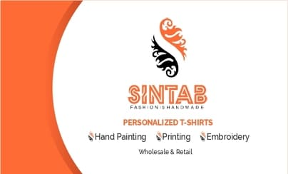 Sintab Business cards