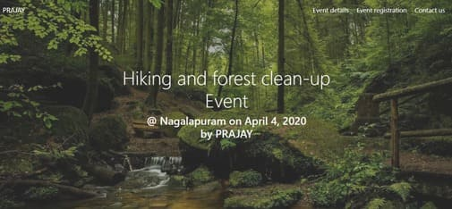 Forest Event
